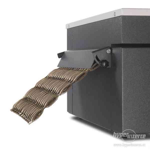 Skartovací stroj - výrobník výplňového materiálu - foto 4