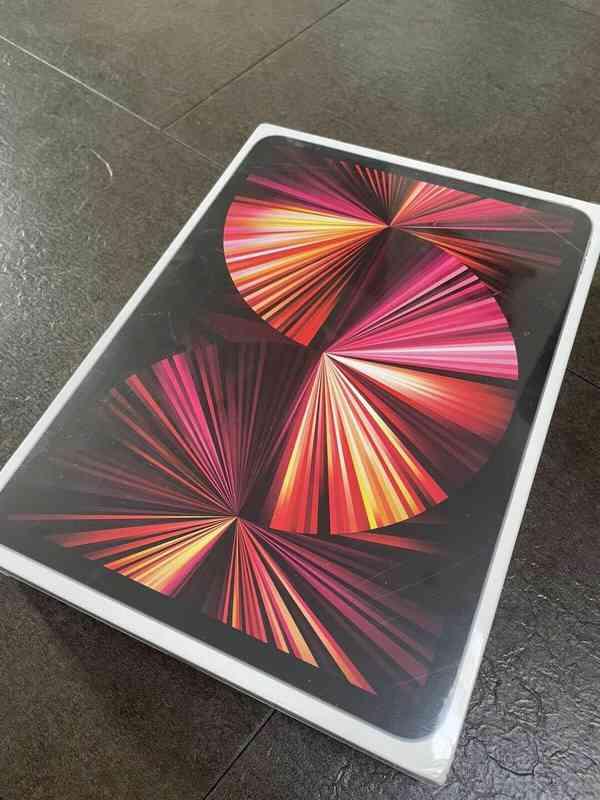 2021 Apple iPad Pro 3. generace 256 GB, Wi -Fi, 11 palců - v