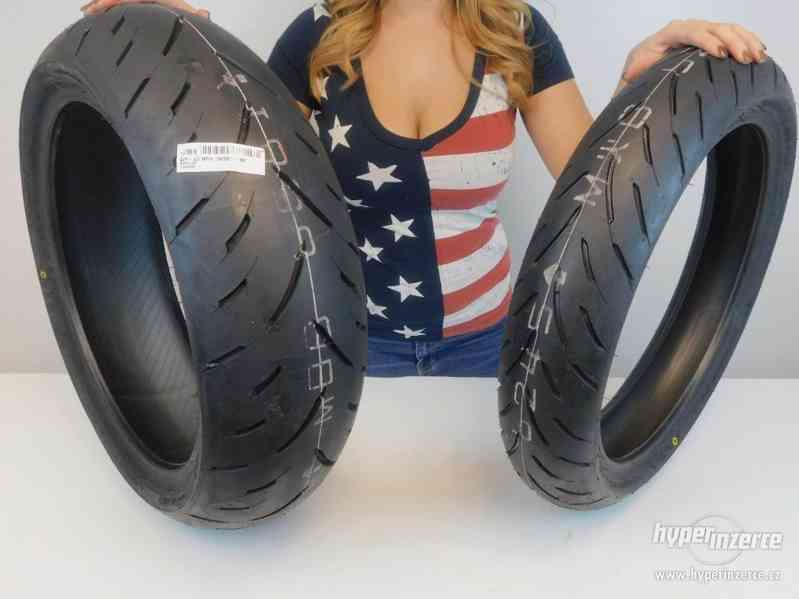 Dunlop GPR300 Sportmax 120/70ZR17 190/50ZR17