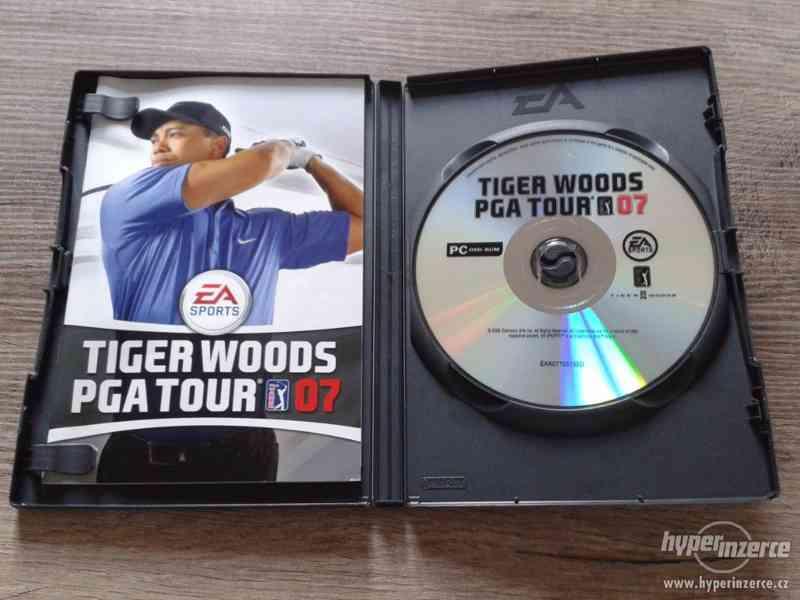 PC hra Tiger Woods PGA Tour 07 - foto 3
