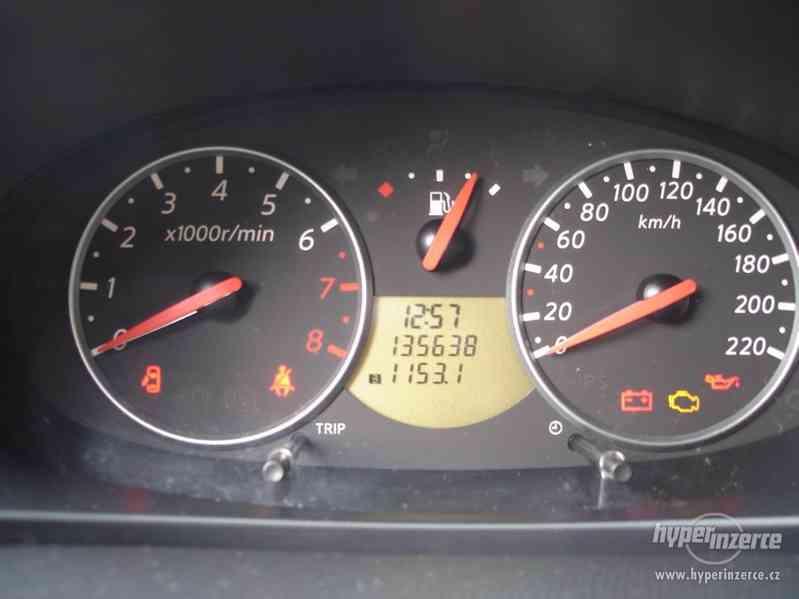 Nissan Micra 1.2-59 KW, Typ K12,Serv.kn.,Automatické svícení - foto 10