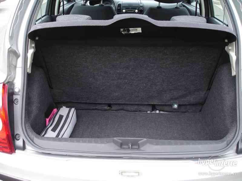 Nissan Micra 1.2-59 KW, Typ K12,Serv.kn.,Automatické svícení - foto 11