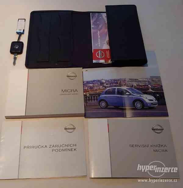 Nissan Micra 1.2-59 KW, Typ K12,Serv.kn.,Automatické svícení - foto 17