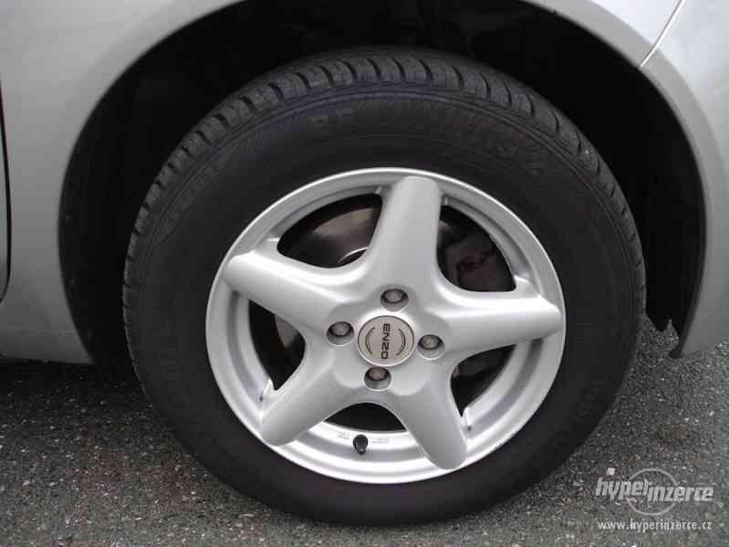 Nissan Micra 1.2-59 KW, Typ K12,Serv.kn.,Automatické svícení - foto 19