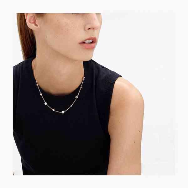 Skagen - Krátký náhrdelník z mořského skla Velikost: OS - foto 4