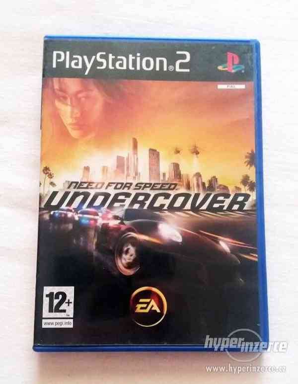 PS2 - Need for Speed Undercover