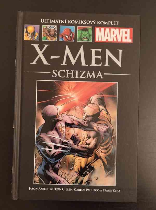 Marvel Komiks UKK 76: X-men: Schizma