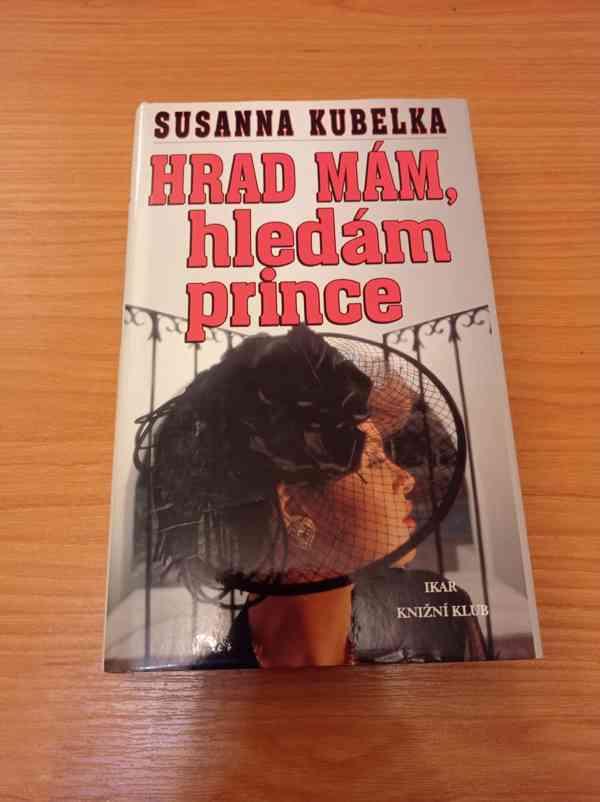 SUSANNA KUBELKA - Hrad mám, hledám prince - foto 1
