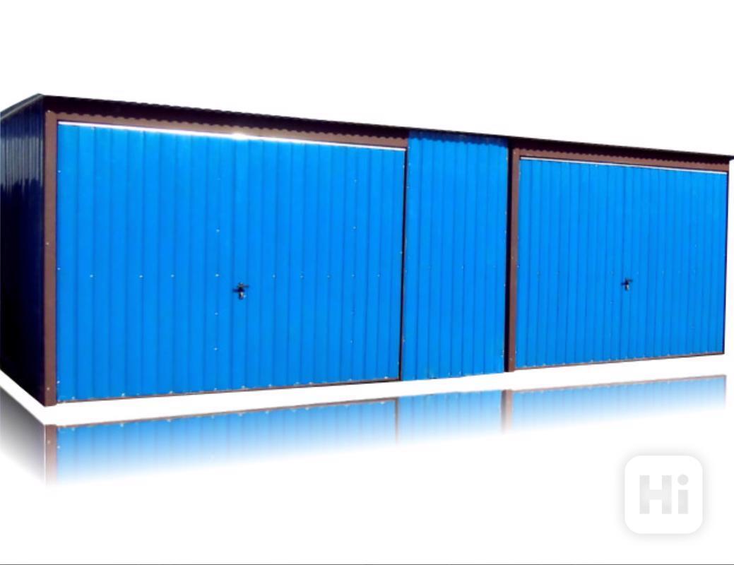 Garáž akrylová SUPERSTAL 7m x 5m - foto 1