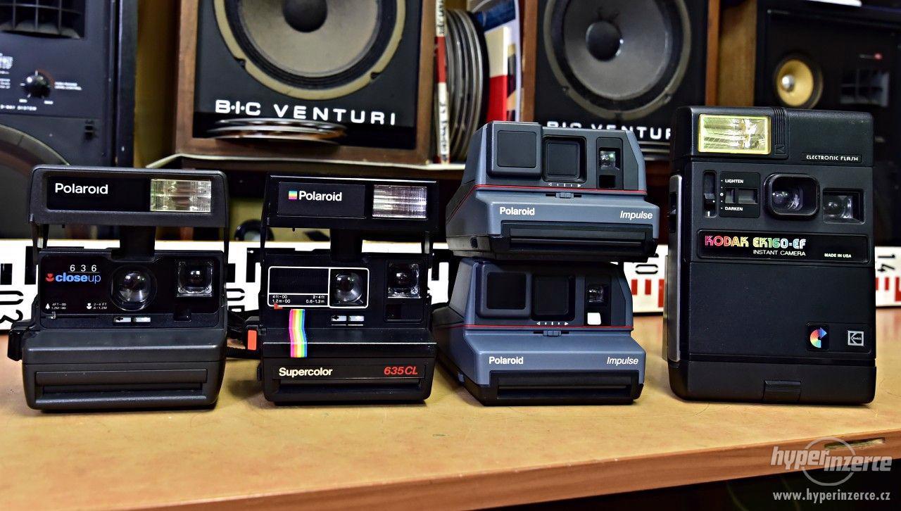Polaroid a Kodak Instant Camera - foto 1