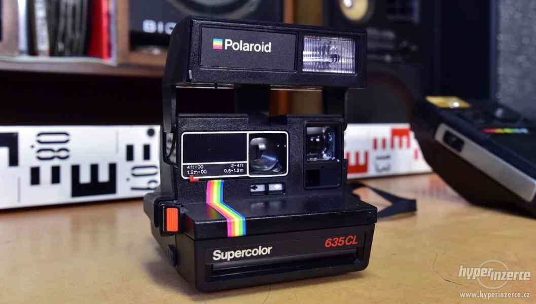 Polaroid a Kodak Instant Camera - foto 2