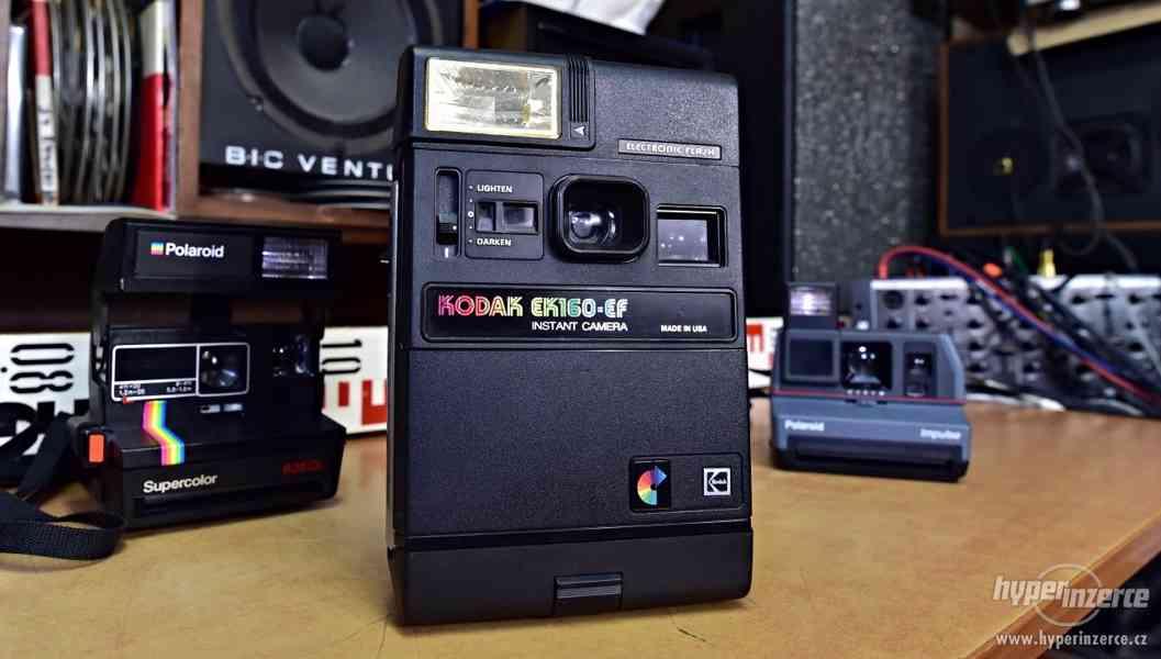 Polaroid a Kodak Instant Camera - foto 4