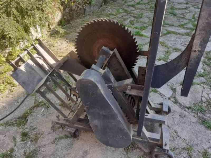 Cirkulárka s kolébkou - foto 2