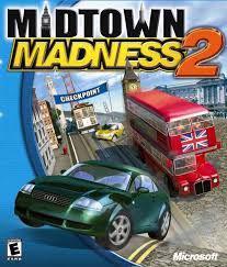 Midtown Madness 2, original herní historická PC klasika - foto 1