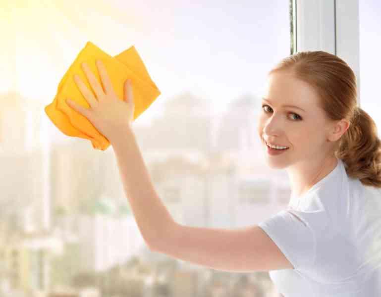 Úklid, mytí oken - foto 1