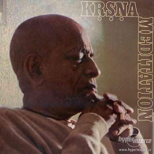 LP A.C. Bhaktivedanta Swami Prabhupada  Krsna Meditation