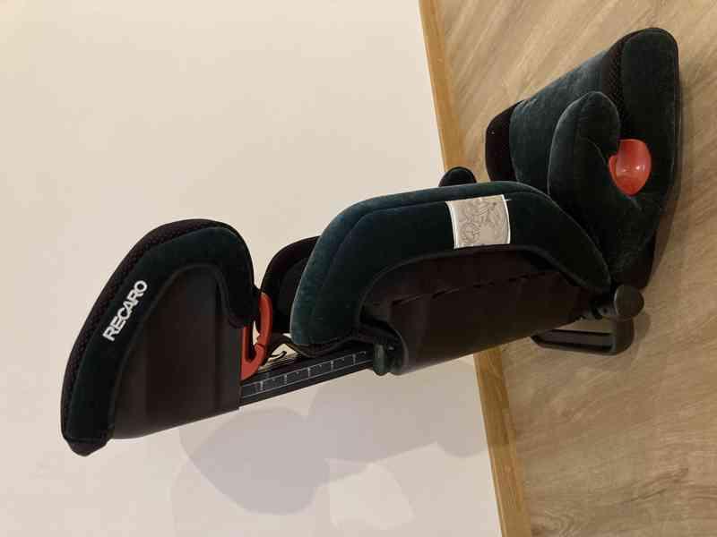Autosedačka Recaro 15-36 kg - foto 5