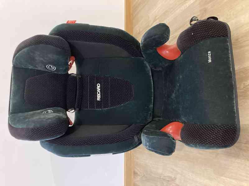 Autosedačka Recaro 15-36 kg - foto 1