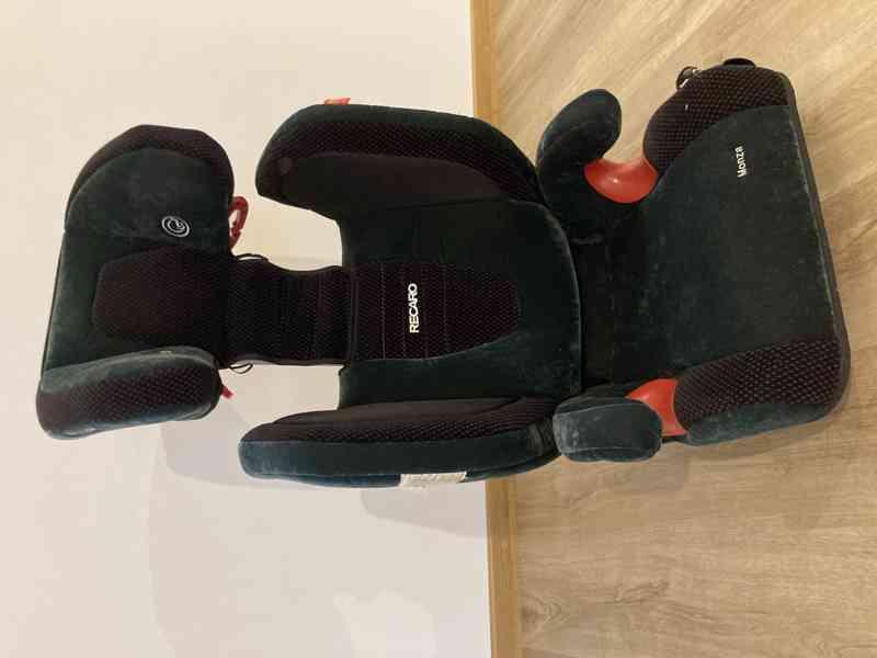 Autosedačka Recaro 15-36 kg - foto 2