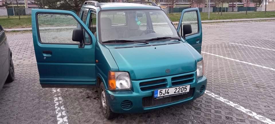 Auto Suzuki - foto 1