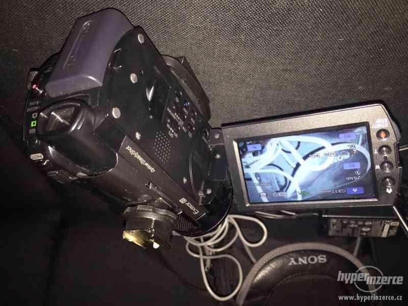 Videokamera Sony HDR-XR500 - foto 4
