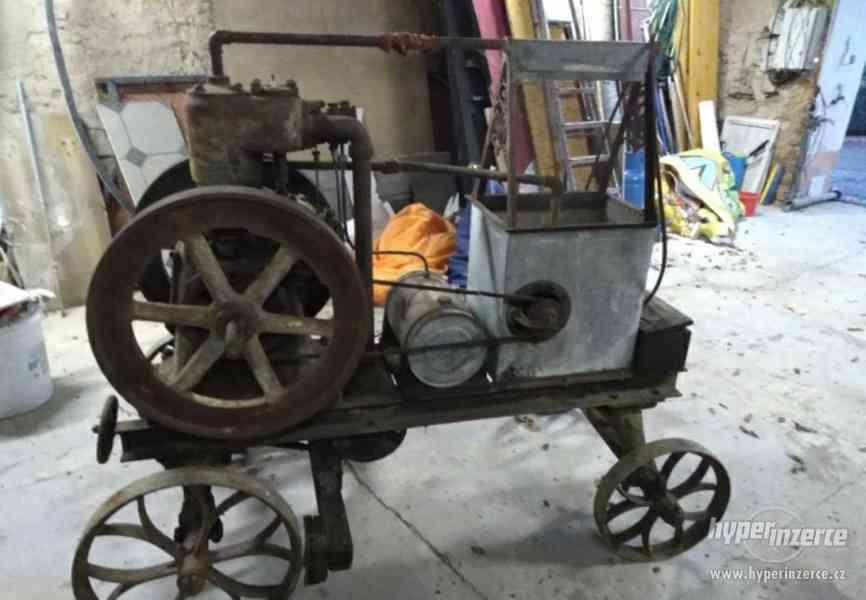 Koupím jakýkoliv starý stabilní motor - foto 2