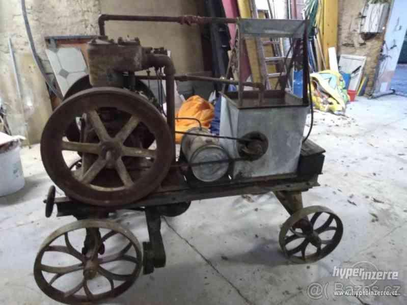 Koupím jakýkoliv starý stabilní motor - foto 3