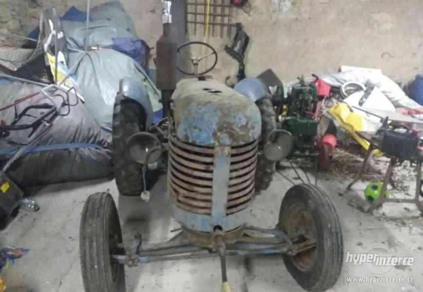 Koupím jakýkoliv starý stabilní motor - foto 4