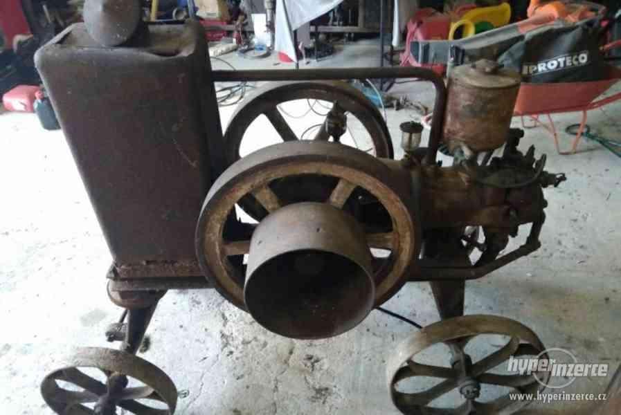 Koupím jakýkoliv starý stabilní motor - foto 7