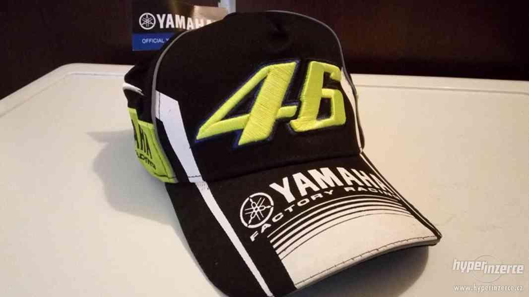 Nová kšiltovka čepice Valentino Rossi VR46