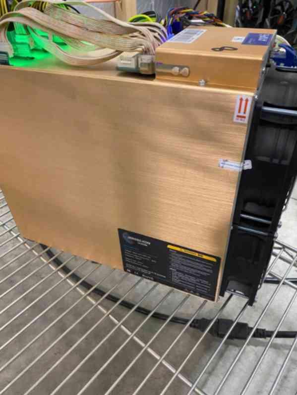 Innosilicon A10 Pro+ Vzácný 8g ETH 800mh/s ZDARMA PSU Ether  - foto 5