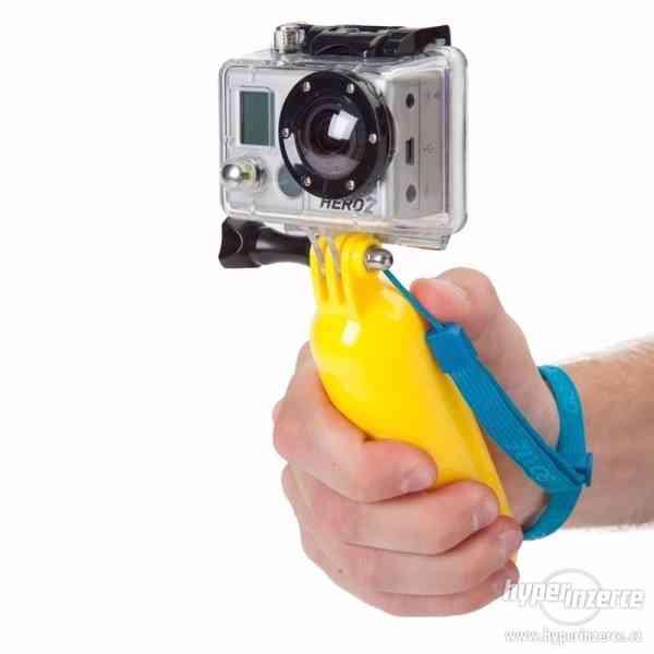UZAVÍRATELNÝ Plovák GoPro Bobber pro kamery GoPro Hero - foto 2