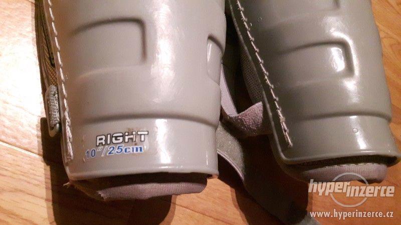 Hokejové chrániče holení - foto 1