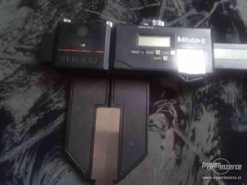 Mitutoyo 552 314 10-elektronicke měřidlo - foto 2