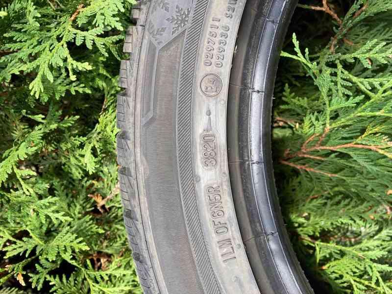 Prodám zimní pneu Barum Polaris 5 205/55 R17 V XL - foto 1