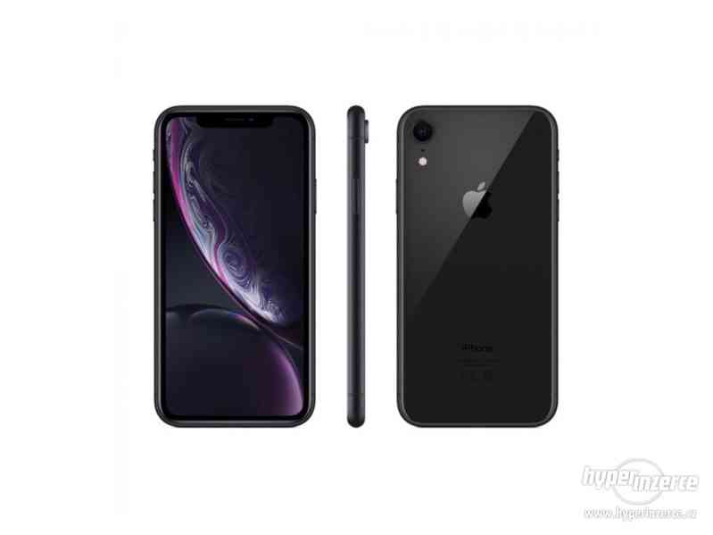 Prodám iPhone X, černý - foto 1