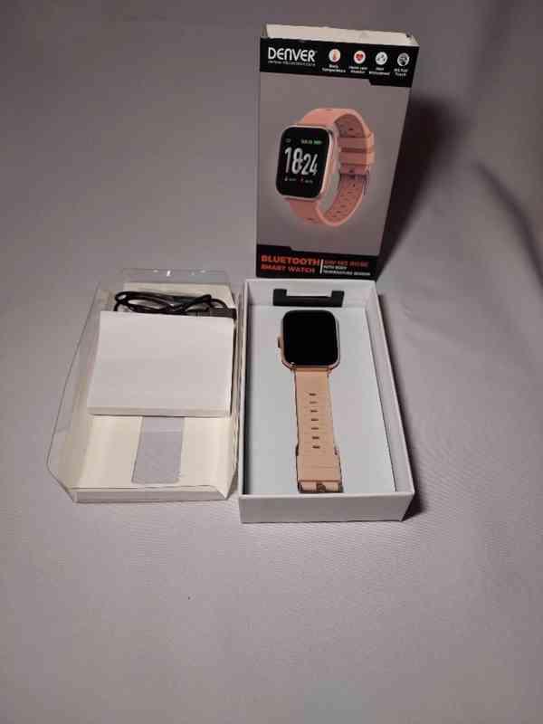 Denver SW-163 chytré hodinky růžová - foto 1