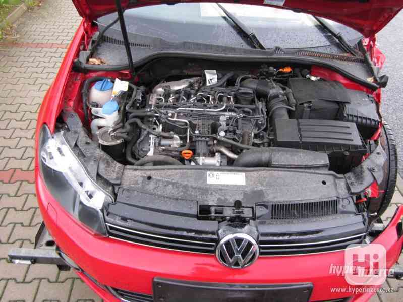 VW Golf 6 MK6 Variant STYLE 4Motion 1.6TDI díly - foto 10
