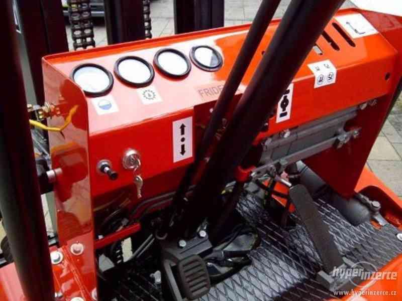 Vysokozdvižný vozík DESTA DVHM 2522 L - foto 2