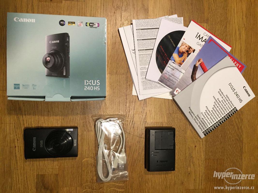 Canon IXUS 240 - foto 1