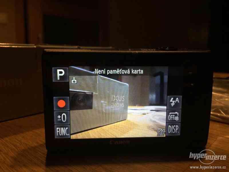 Canon IXUS 240 - foto 5