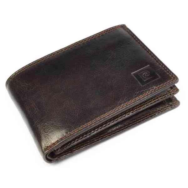 Luxusní pánská peněženka kožená - foto 2