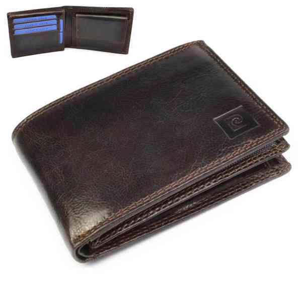 Luxusní pánská peněženka kožená - foto 1