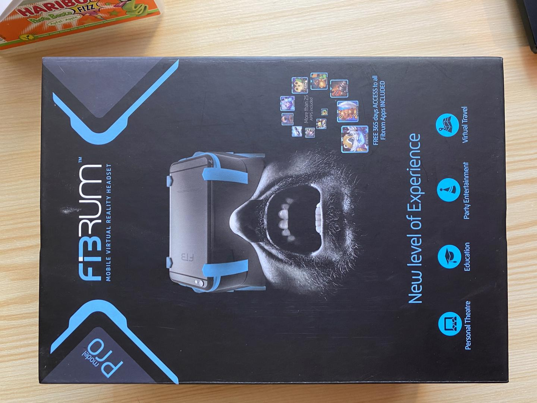 VR headset Fibrum Pro - foto 1