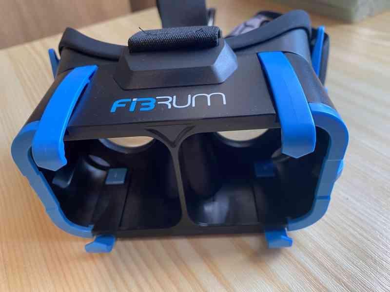 VR headset Fibrum Pro - foto 2