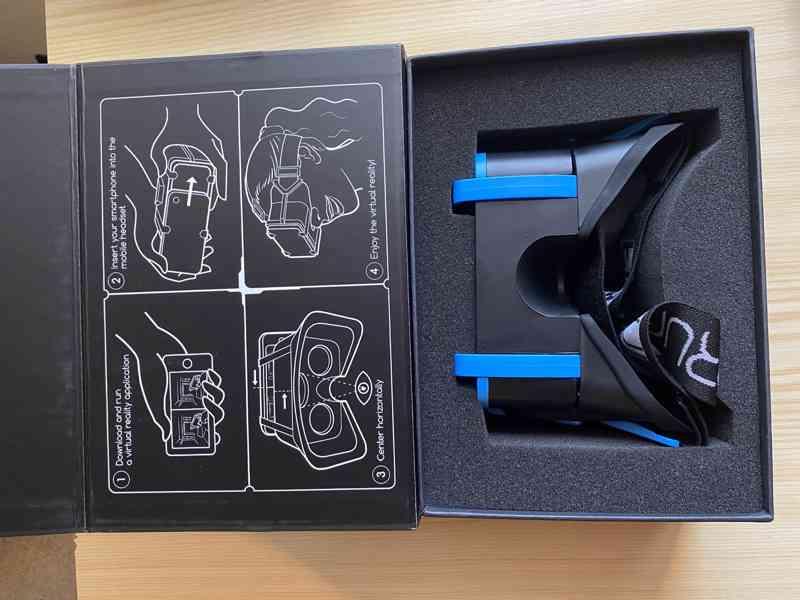 VR headset Fibrum Pro - foto 4