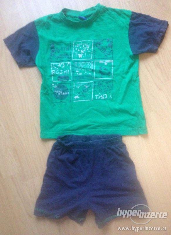 Dětské pyžamo v. 116