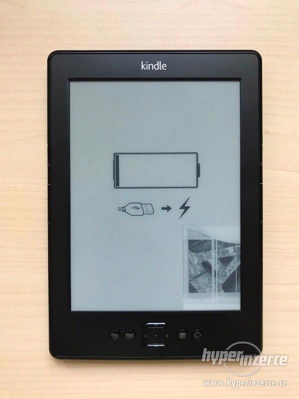 Amazon Kindle 4 - černý - foto 1