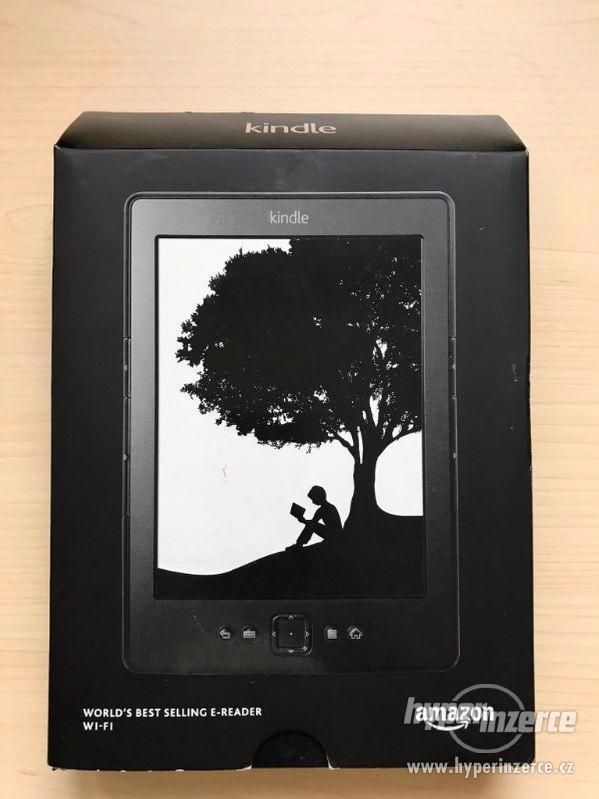 Amazon Kindle 4 - černý - foto 4