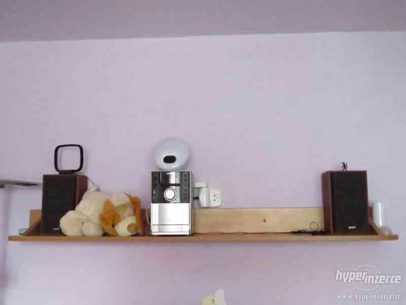 Psací stůl rohový a skříň - foto 16